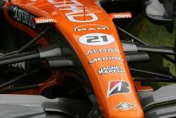 Spyker F1 Team, Announce new title sponsor, Etihad Airways