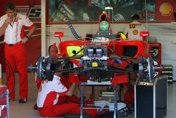 Stand Scuderia Ferrari