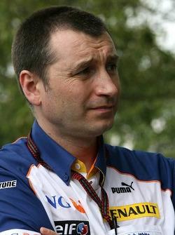 Rob White, Renault Engine Development