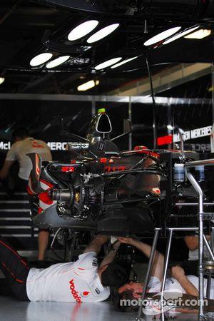 McLaren Mercedes, MP4-23