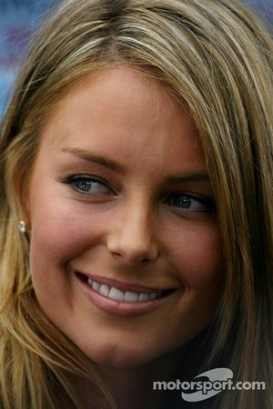 Jennifer Hawkins, Former Miss Universe