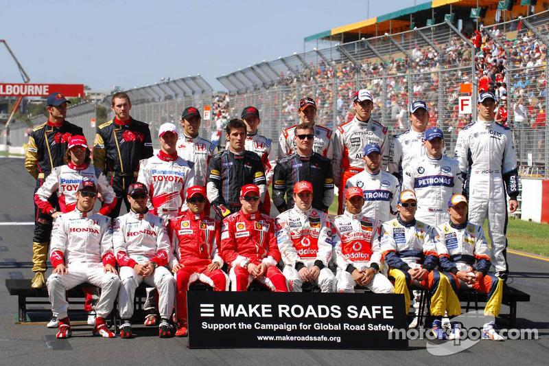 Les rookies de la saison 2007