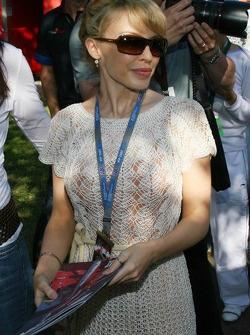 Kylie Minogue, Australian pop-singer