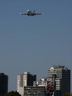 Qantas Boeing 747 Airliner