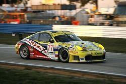 #77 Autoracing Club Bratislava Porsche 911 GT3 RSR: Miroslav Konopka, Bo McCormick, Mauro Casadei