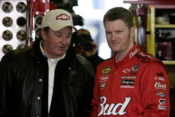 Dale Earnhardt Jr. avec Richard Childress