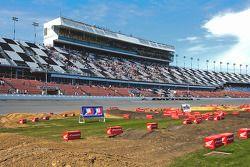 Daytona Grandstands