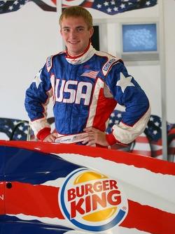 Jonathan Summerton, pilote de A1 Equipe des Etats Unis