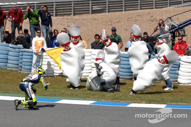 2007 - Valentino Rossi (Yamaha)