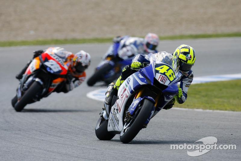 2007: Valentino Rossi