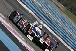 #25 RML MG Lola EX 264 - AER: Thomas Erdos, Mike Newton