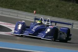 #18 Rollcentre Racing With Deutsche Bank X-market Pescarolo - Judd: Joao Barbosa, Martin Short