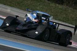 #40 Quifel - ASM Team Lola B05/40 - AER: Miguel Amaral