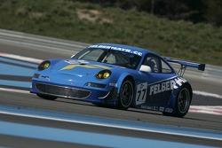 #77 Team Felbermayr Proton Porsche 997 GT3-RSR: Marc Lieb, Xavier Pompidou