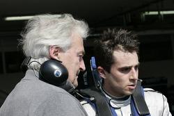 Hugues de Chaunac et Nicolas Prost
