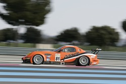 #81 Team LNT Panoz Esperante GTLM: Lawrence Tomlinson, Richard Dean