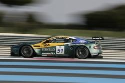 #51 Aston Martin Racing Larbre Aston Martin DBR9: Gregor Fisken, Steve Zacchia