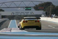 #89 Markland Racing Corvette C6 Z06: Henrik Moller Sorensen