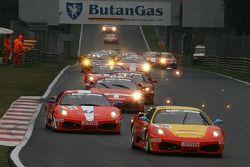Start race 2