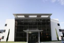 Circuit Paul Ricard building