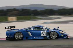 #61 Racing Box Saleen S7-R: Pier Giuseppe Perazzini, Marco Cioci