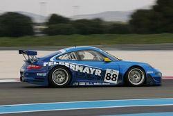 #88 Team Felbermayr Proton Porsche 997 GT3-RSR: Horst Felbermayr Jr., Christian Ried