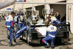 Membre de l'équipe Aston Martin Racing