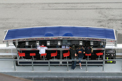 Red Bull Racing pitwall
