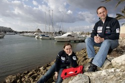 Ilka Minor et Manfred Stohl