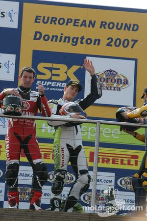 Troy Corser, James Toseland
