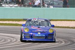 #28 At Speed Motorsports Porsche GT3 Cup: Ian Baas, Bob Miller