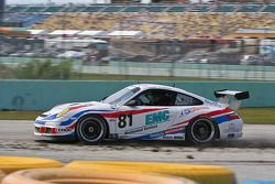 #81 Synergy Racing Porsche GT3 Cup: Steve Johnson, Patrick Huisman