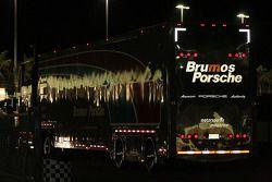 L'équipe Brumos de retour à la maison