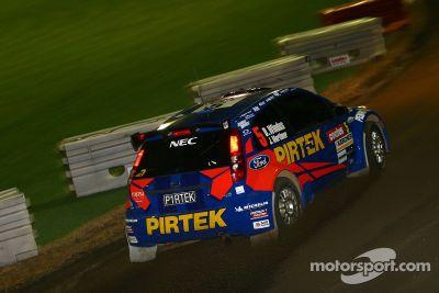 ARC Rally Queensland : manche 1