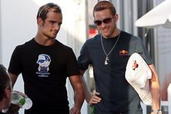 Vitantonio Liuzzi and Scott Speed