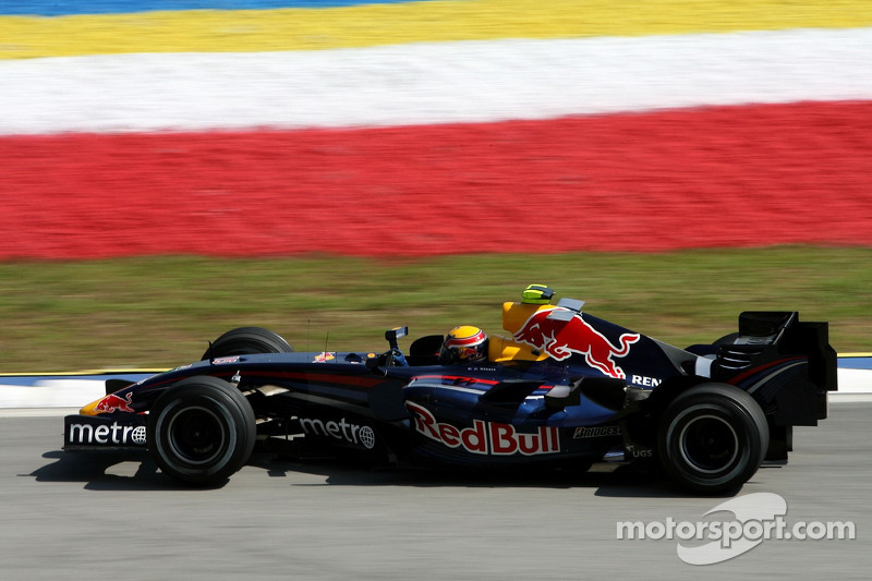 2007 - Red Bull, Mark Webber