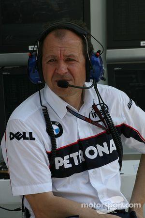Вилли Рампф, BMW Sauber F1 Team