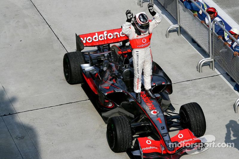 16- GP de Malasia de 2007, Sepang