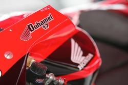 Moto de Miguel Duhamel