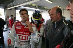 Lucas Luhr, Audi R10