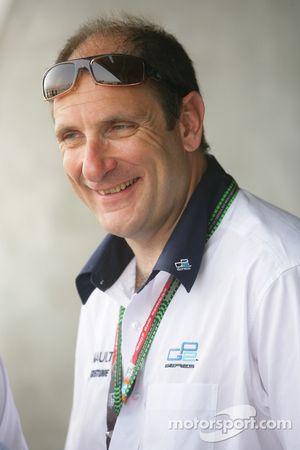 Bruno Michel (GP2 Series Organiser)
