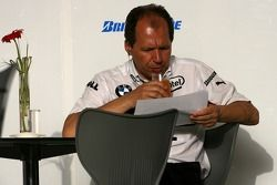 Willy Rampf, BMW Sauber F1 Team, Chassis Teknik Direktörü