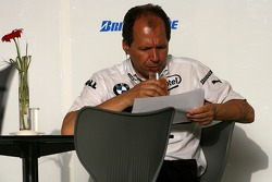 Willy Rampf, BMW Sauber F1 Team, Chassis Teknik Direktörü