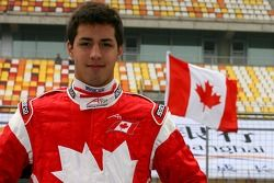 Kevin Lacroix, Driver of A1Team Canada