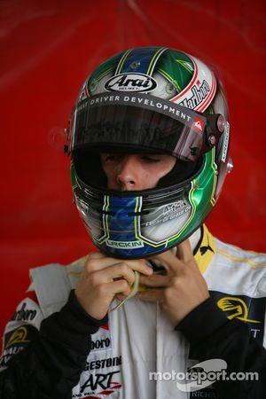 Lucas di Grassi (BRA, ART Grand Prix)