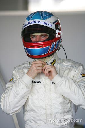 Christian Bakkerud (DK, David Price Racing)