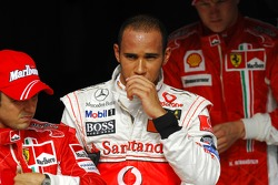 Pole: Kazanan Felipe Massa ve 2. Lewis Hamilton