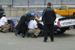 Inspection NASCAR