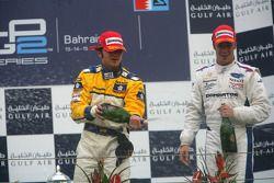 Luca Filippi (ITA, Super Nova International) 1st Andreas Zuber (GER, iSport International) 3rd