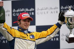 Luca Filippi (ITA, Super Nova International) race winner